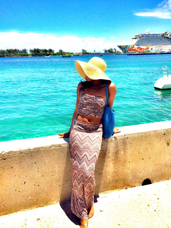 Summer 2015: Cruise; Nassau, Bahamas